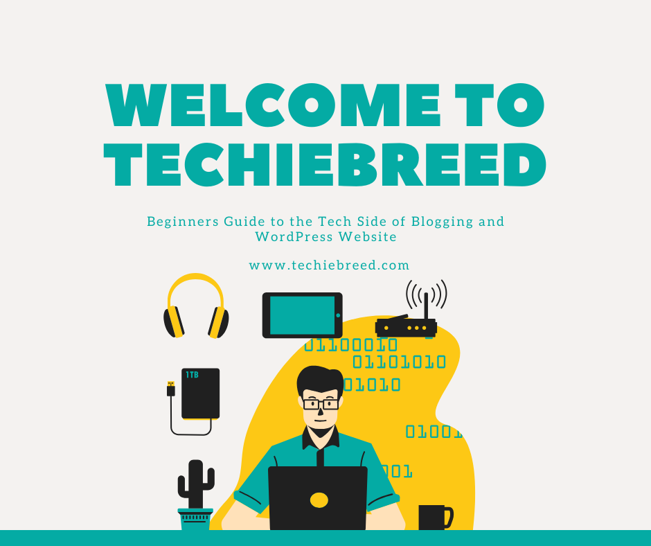 Welcome to TechieBreed