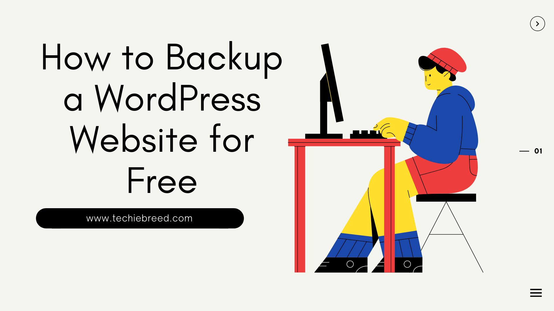 How to Backup a WordPress Website for Free